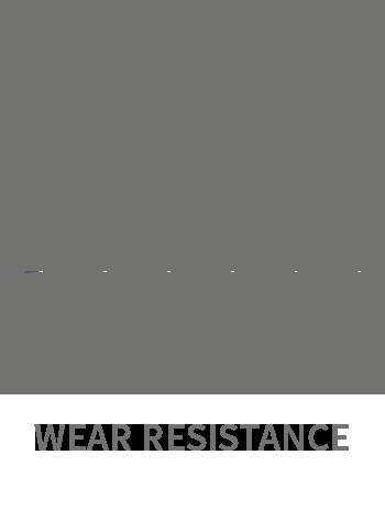 wear-resistant